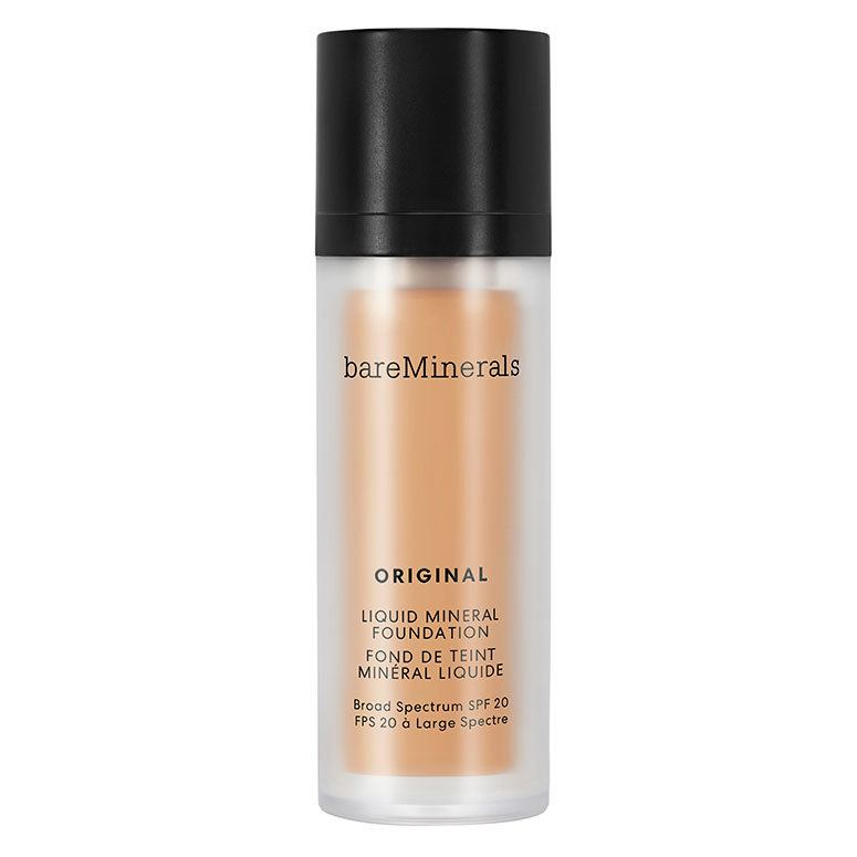bareMinerals Original Liquid Mineral Foundation SPF20 Golden Nude 16 30 ml