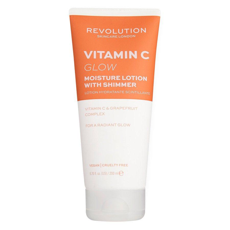Revolution Body Skincare Vitamin C Shimmer Lotion 200 ml