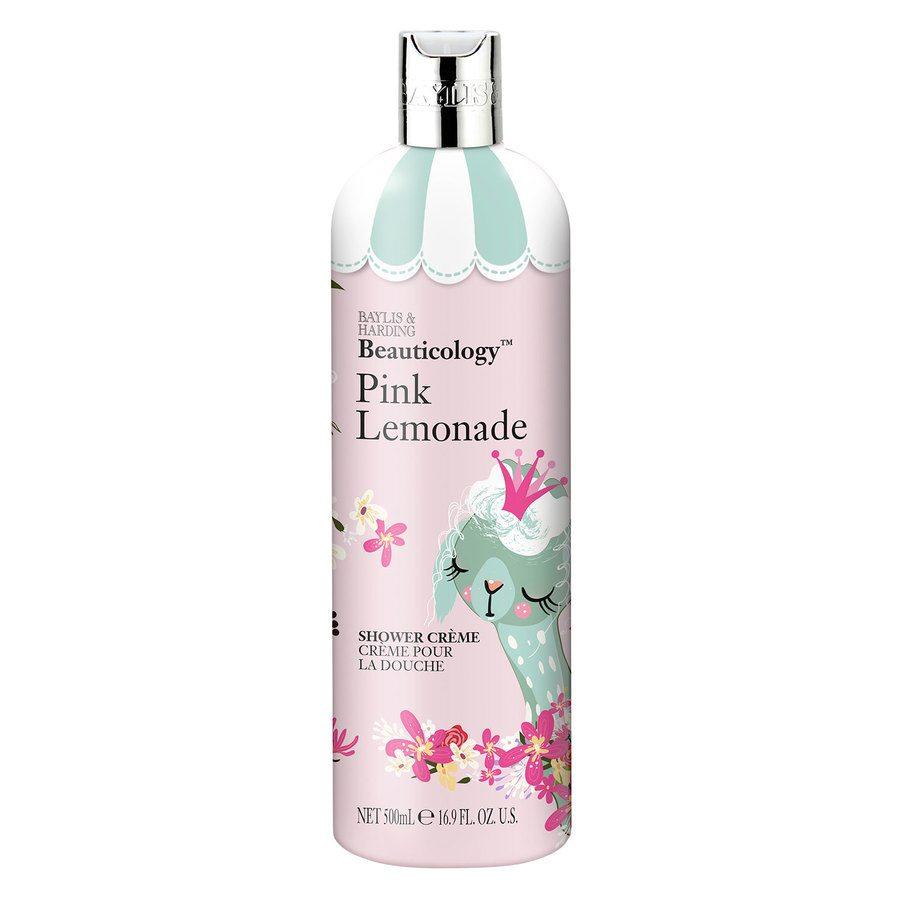 Baylis & Harding Beauticology Lama Pink Lemonade Shower Cream 500ml