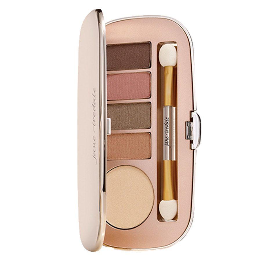 Jane Iredale PurePressed Eye Shadow Kit Naturally Glam 9 g