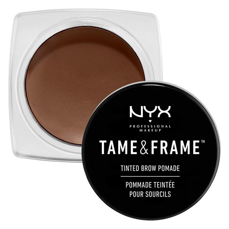NYX Professional Makeup Tame & Frame Tinted Brow Pomade 02 Chocolate