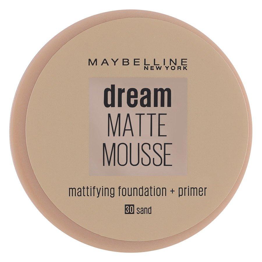 Maybelline Dream Matte Mousse 030 Sand 18 ml