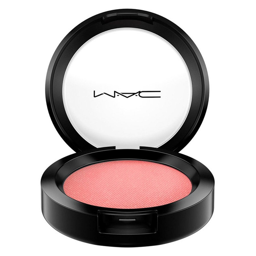 MAC Cosmetics Sheertone Shimmer Blush Peachykeen 6g