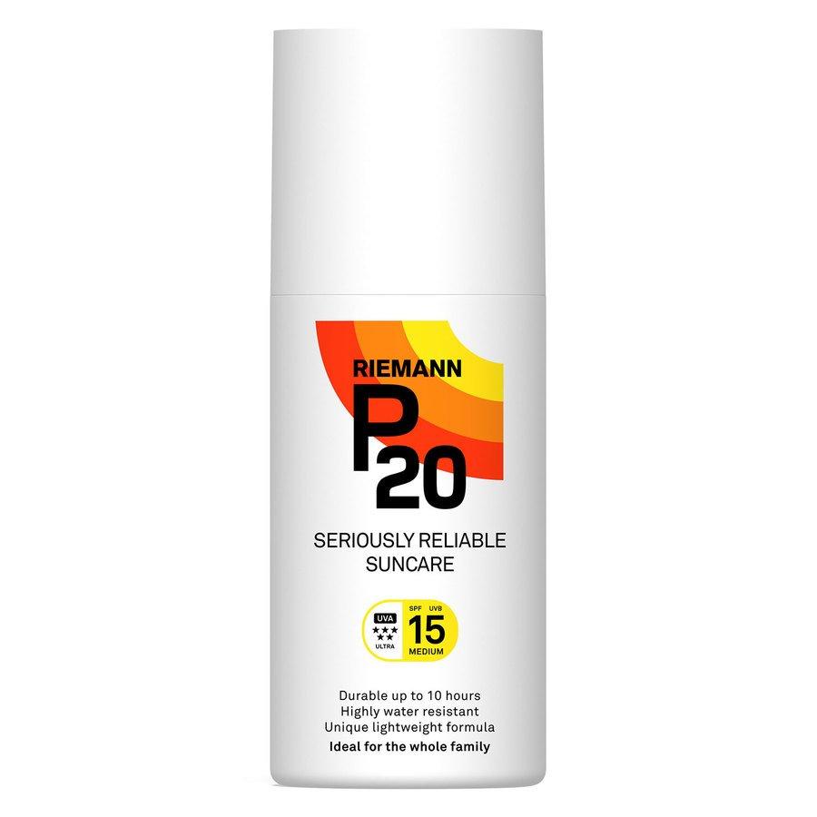 Riemann P20 Spray SPF15 200 ml (Pumpsprayflaska)