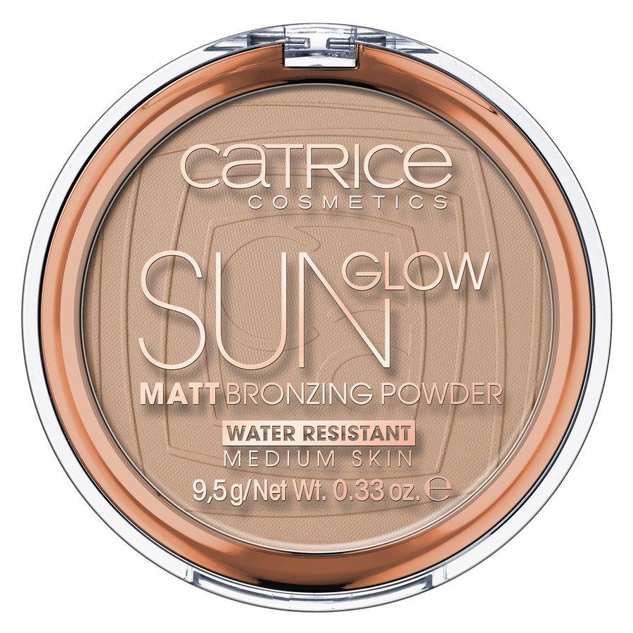 Catrice Sun Glow Matt Bronzing Powder 030 Medium Bronze 9,5 g