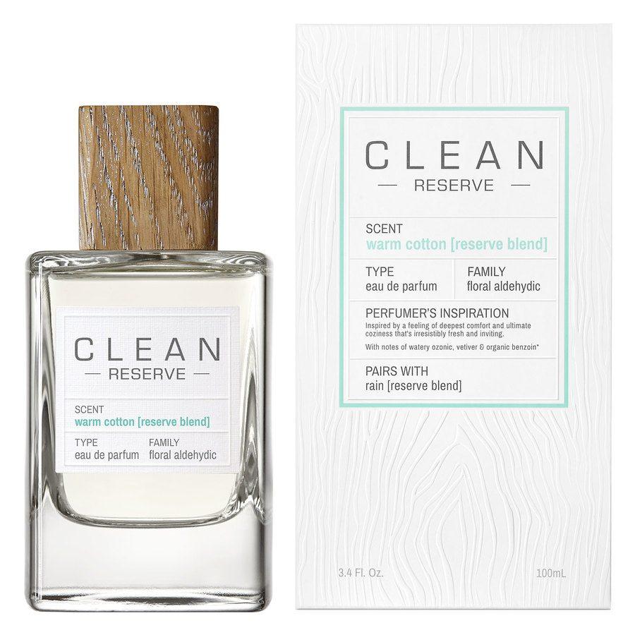 Clean Reserve Blends Warm Cotton Eau De Parfum 100ml