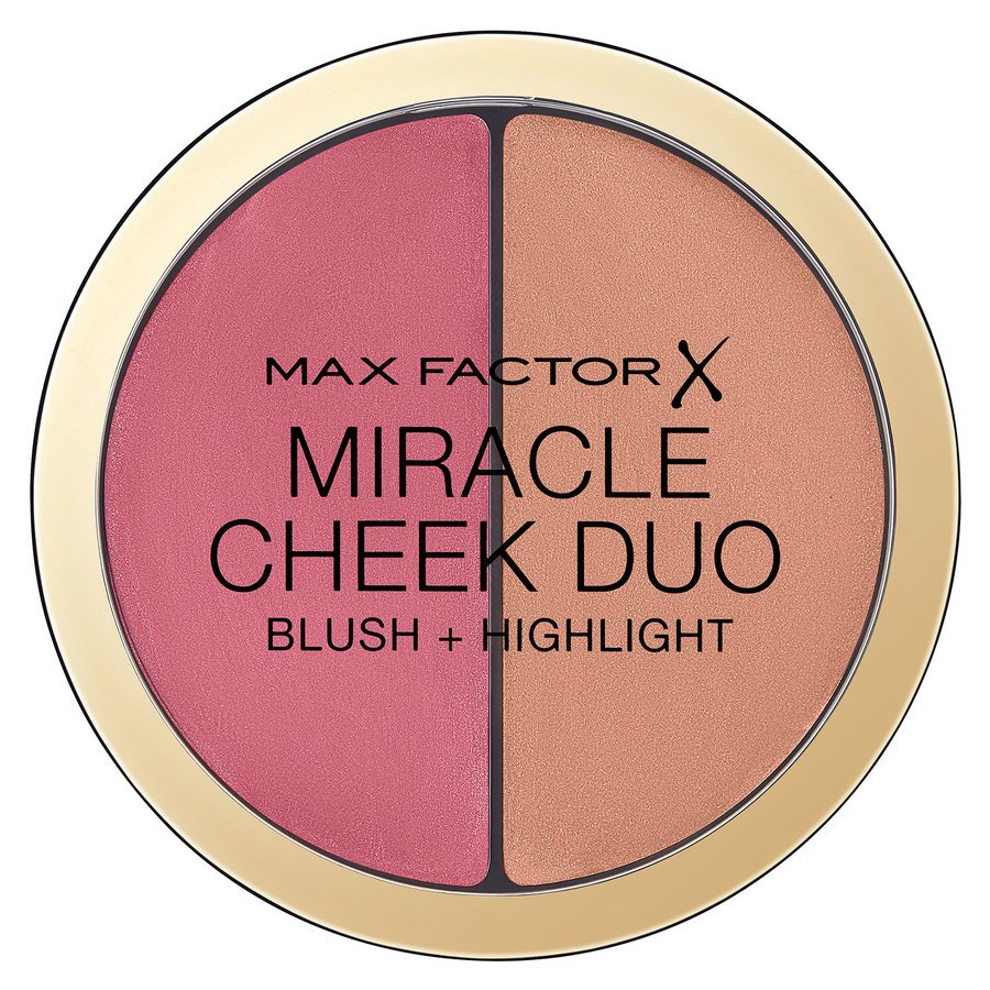 Max Factor Miracle Cheek Duo Dusky Pink & Copper 11g