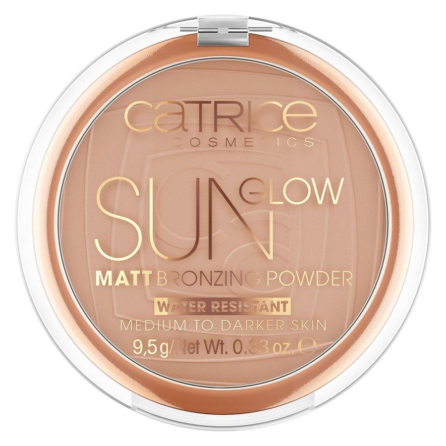 Catrice Sun Glow Matt Bronzing Powder 035 Universal Bronze 9,5 g