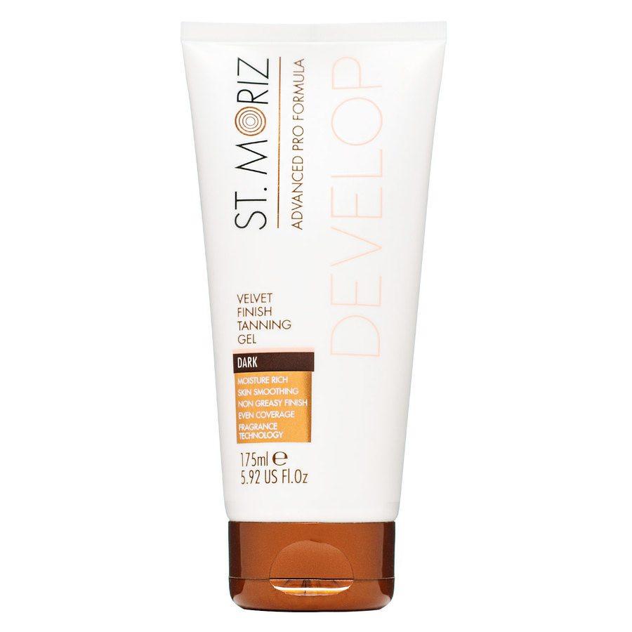 St. Moriz Advanced Pro Formula Develop Velvet Finish Tanning Gel Dark 175ml