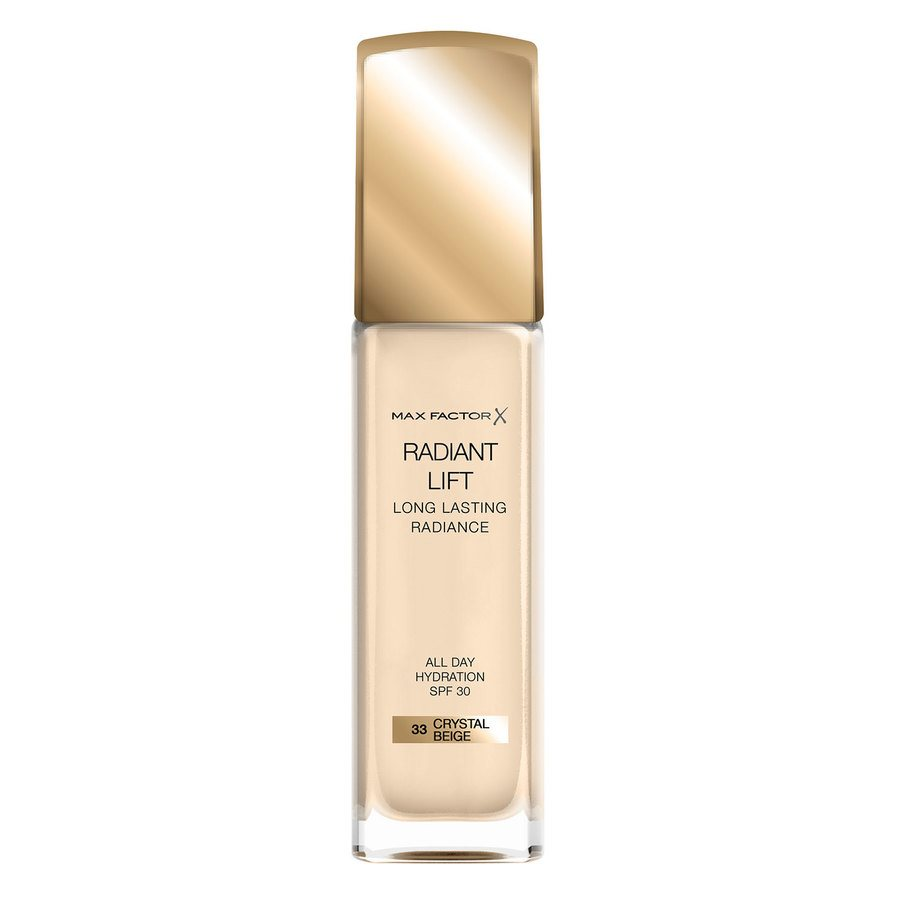Max Factor Radiant Lift Foundation SPF30 #033 Crystal Beige 30 ml