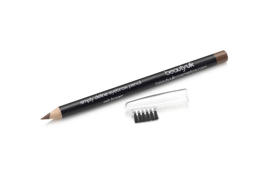Beauty UK Brow Pencil Ash Brown