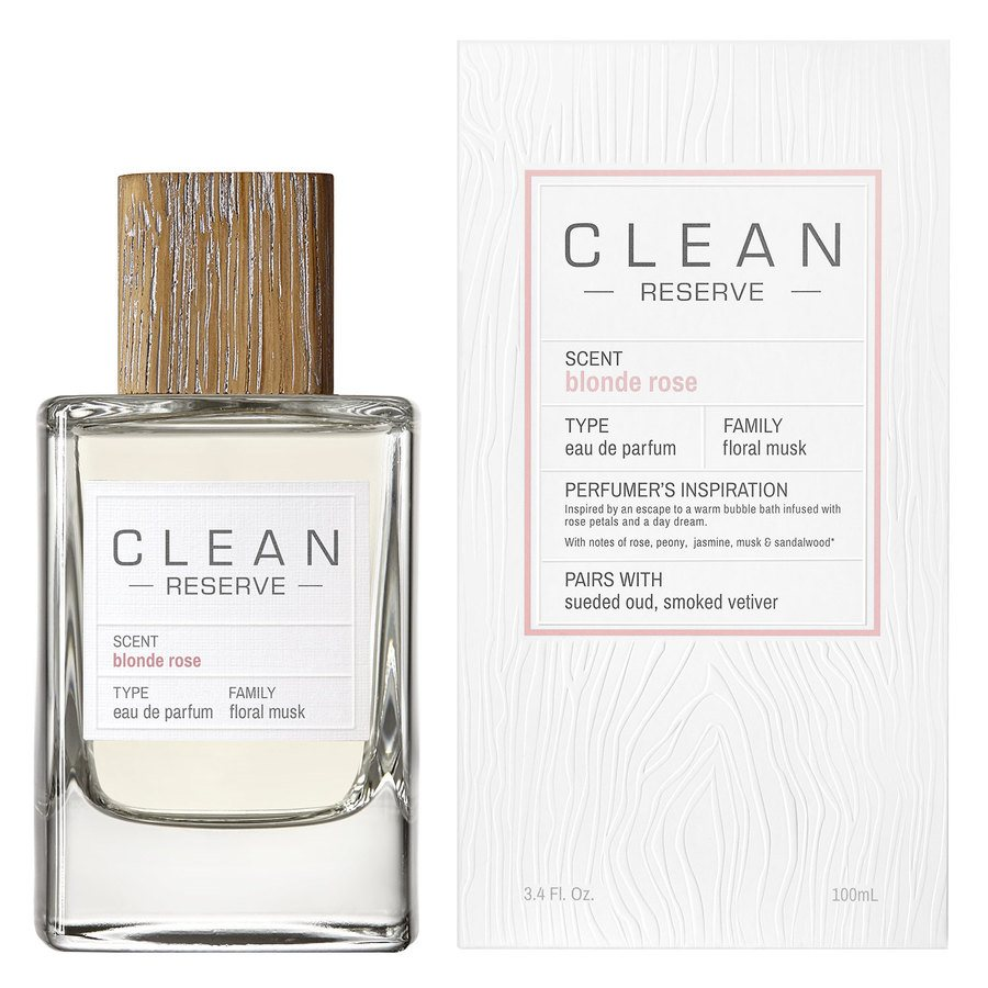 CLEAN Reserve Blonde Rose 100ml
