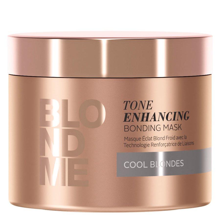 Schwarzkopf BlondMe Tone Enhancing Bonding Mask Cool Blondes 200 ml