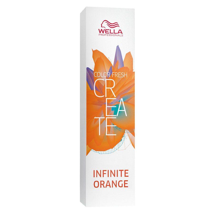Wella Professionals Color Fresh Create Infinite Orange 60 ml