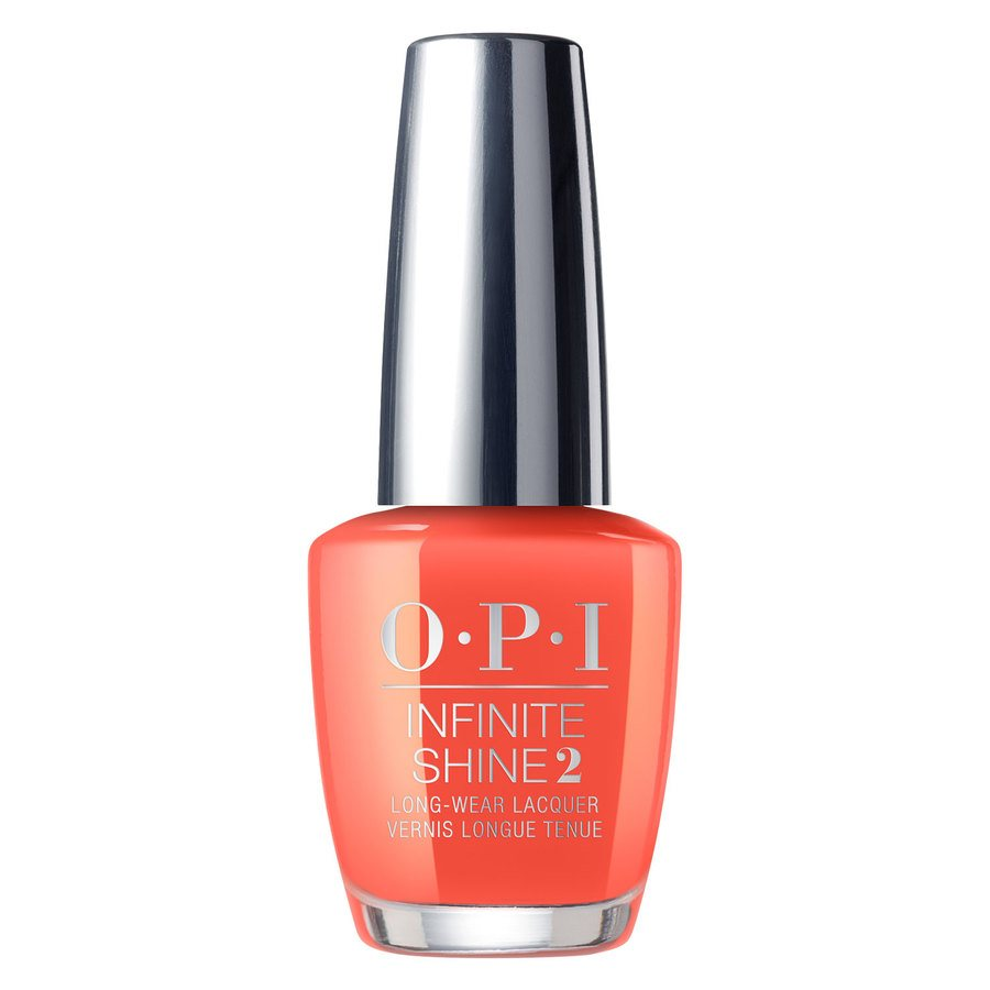 OPI Infinite Shine Tokyo Collection Tempura-ture Is Rising! 15ml