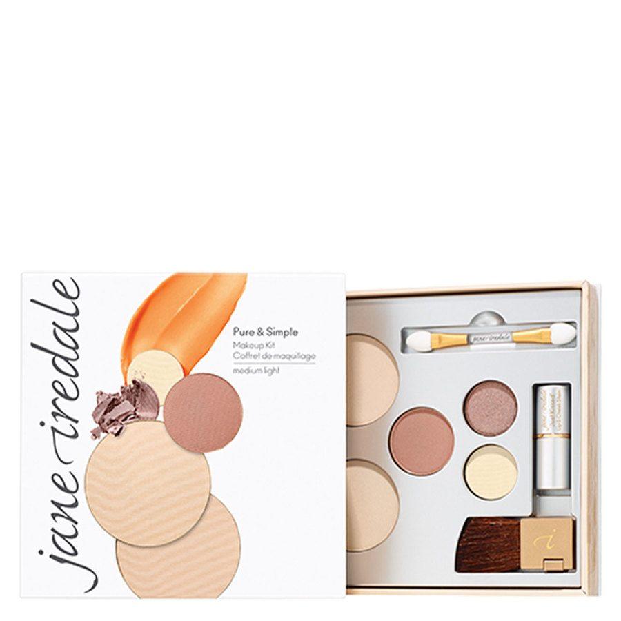 Jane Iredale Pure & Simple Kit Medium Light