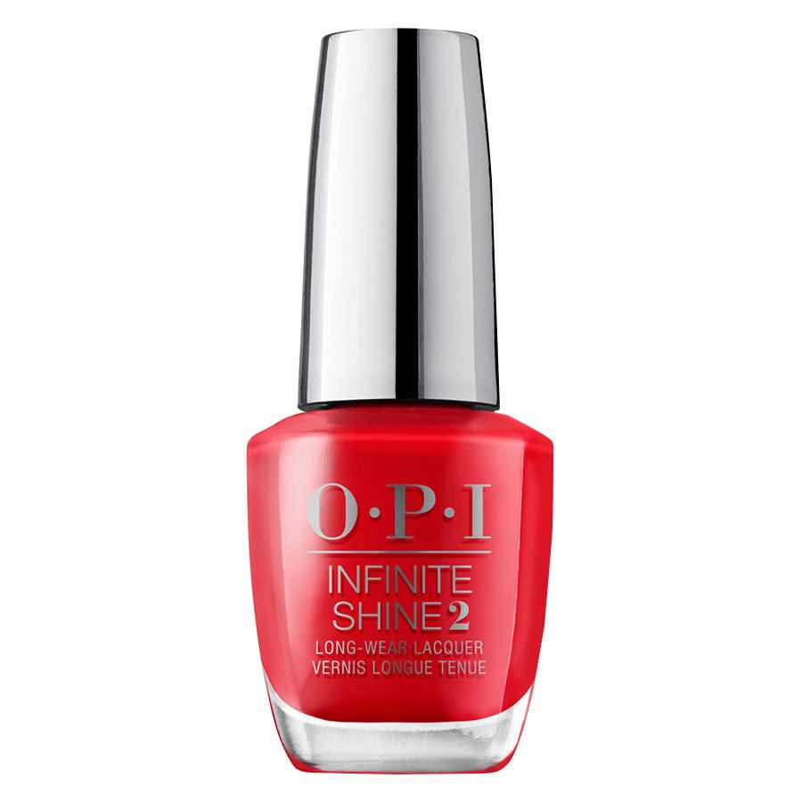 OPI Scotland Collection Infinite Shine Red Heads Ahead 15ml