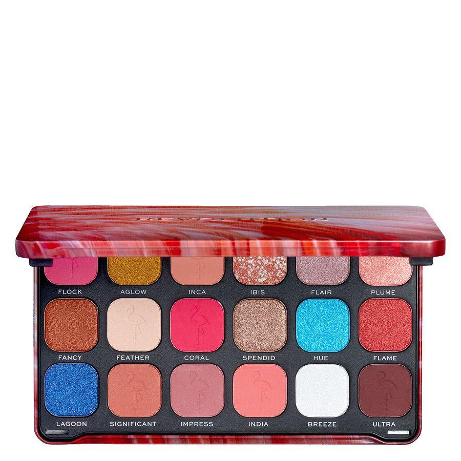 Makeup Revolution Forever Flawless Flamboyance Eyeshadow Palette 19,8g