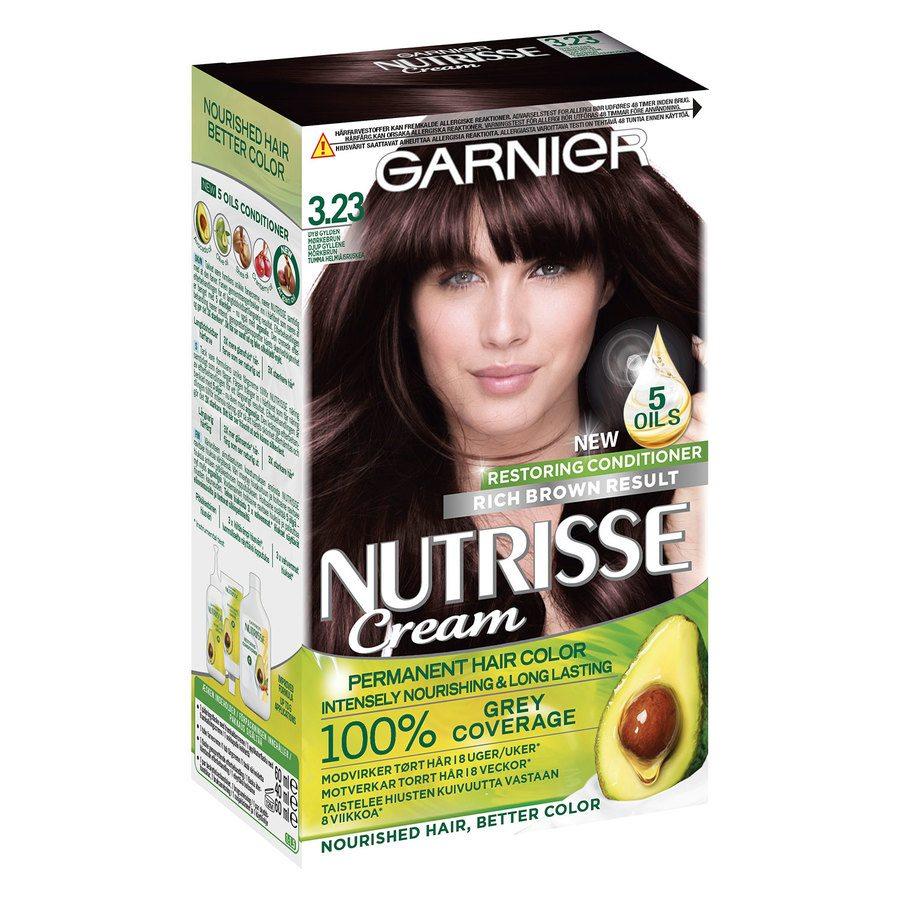Garnier Nutrisse Cream 3.23
