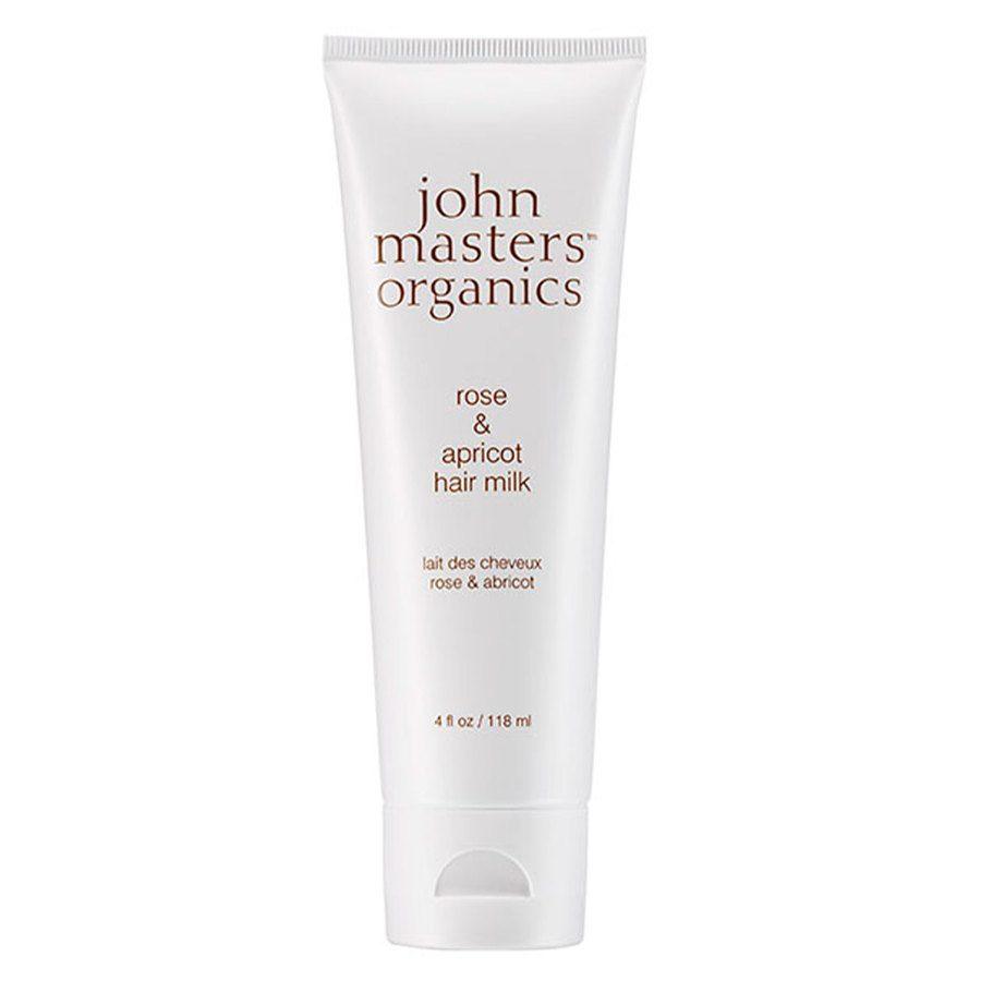 John Masters Organics Rose & Apricot Hair Milk 118ml