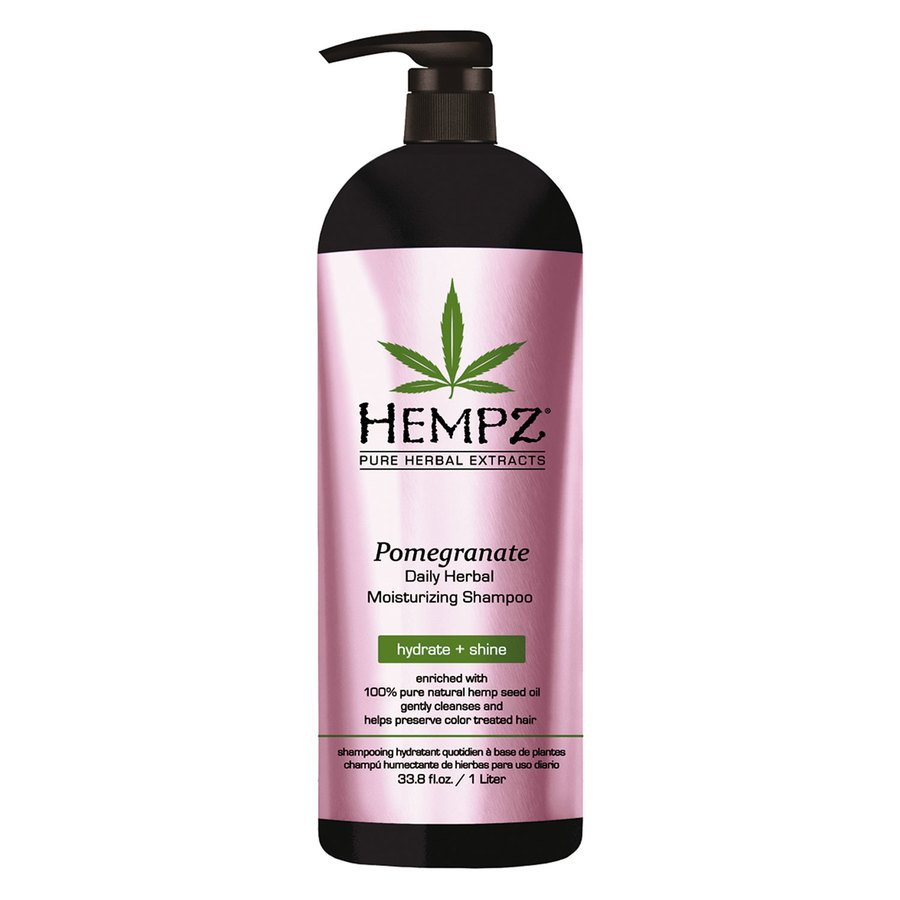 Hempz Pomegranate Shampoo 1000 ml