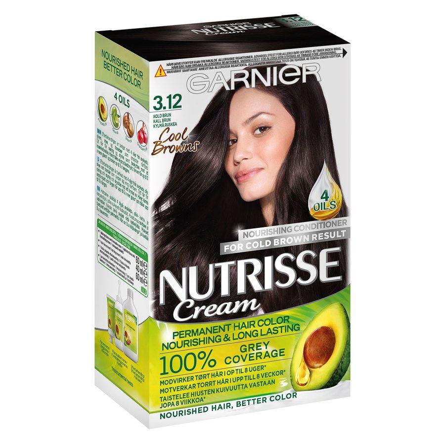 Garnier Nutrisse Cream Frozen Brown 3.12