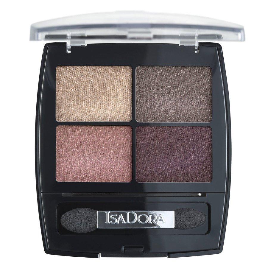 IsaDora Eyeshadow Quartet #21 Metropolitan 5g