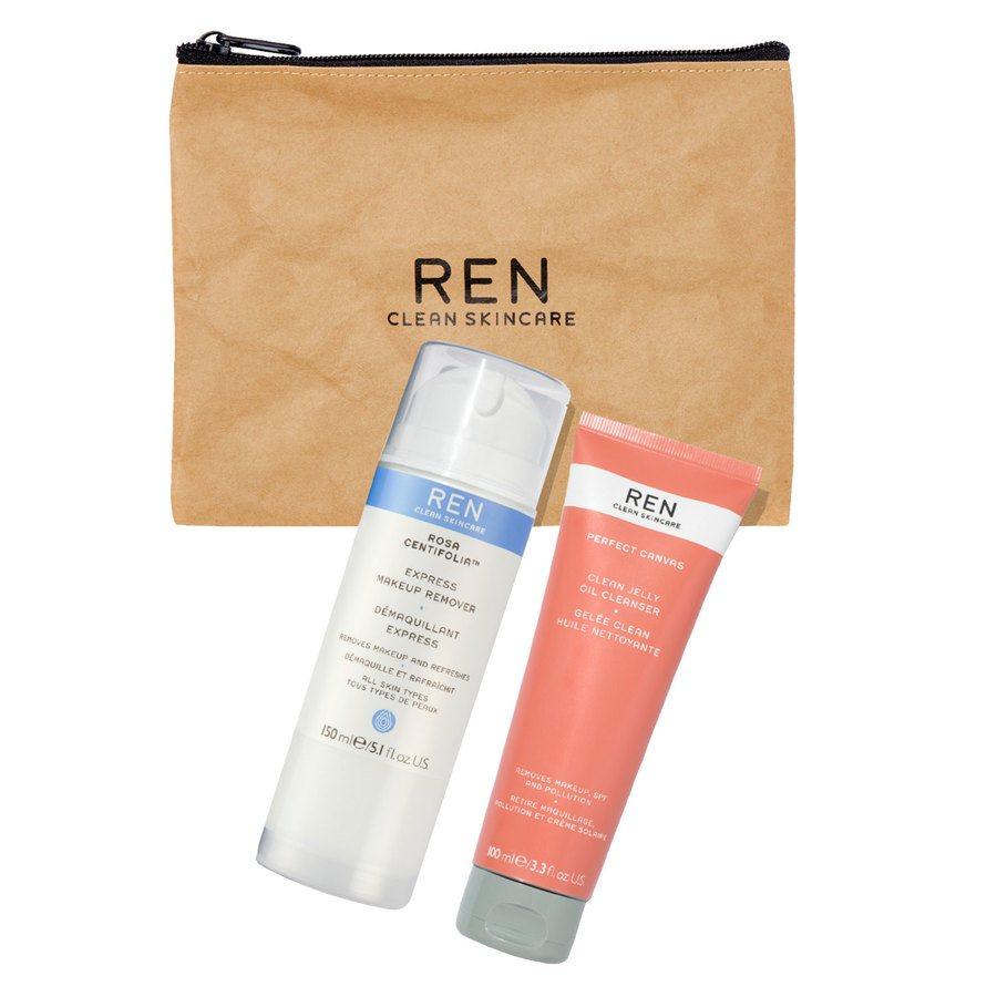 REN Clean Skincare Gift Set Cleansing