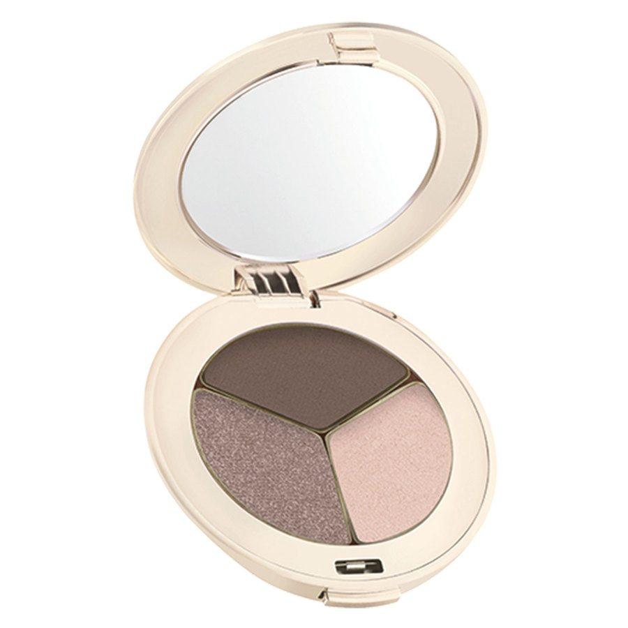Jane Iredale PurePressed Triple Eye Shadow Brown Sugar 2,8 g