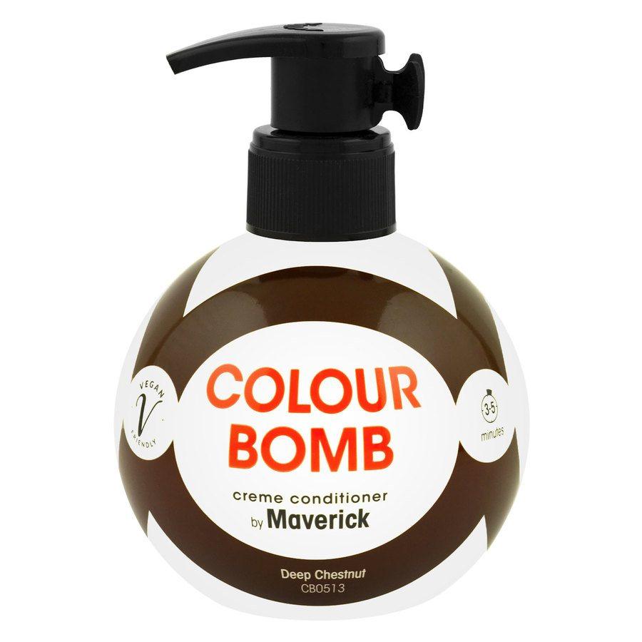 Colour Bomb Färgbalsam Deep Chestnut 250 ml