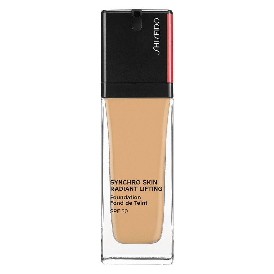 Shiseido Synchro Skin Radiant Lifting Foundation SPF30 340 Oak 30 ml