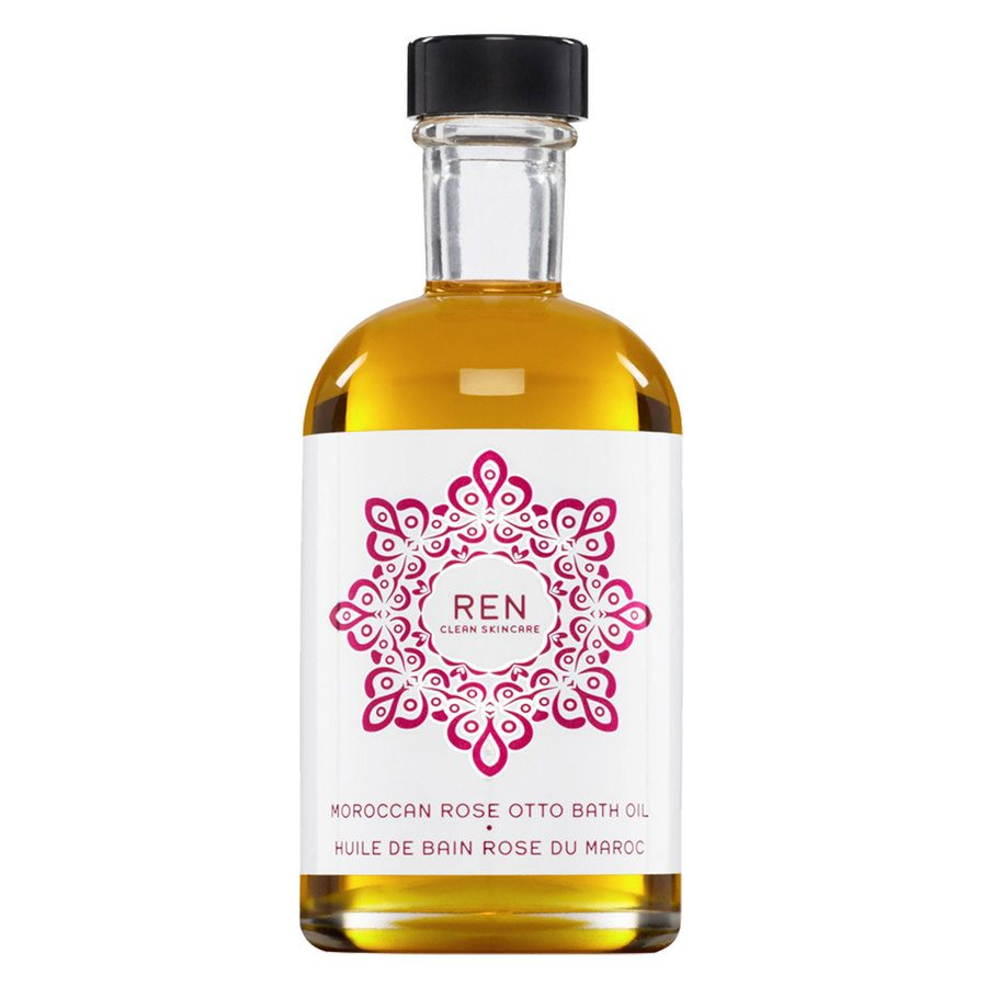 REN Clean Skincare Moroccan Rose Otto Bath Oil 110 ml