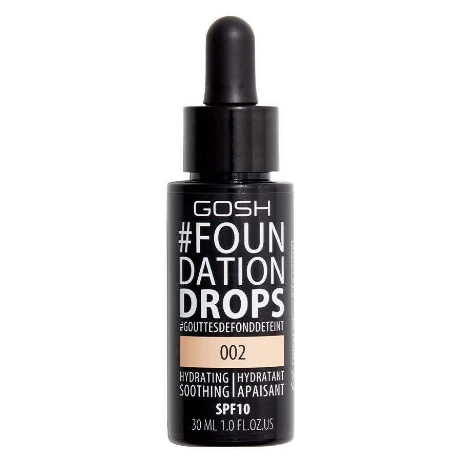 GOSH Foundation Drops #002 Ivory 30 ml