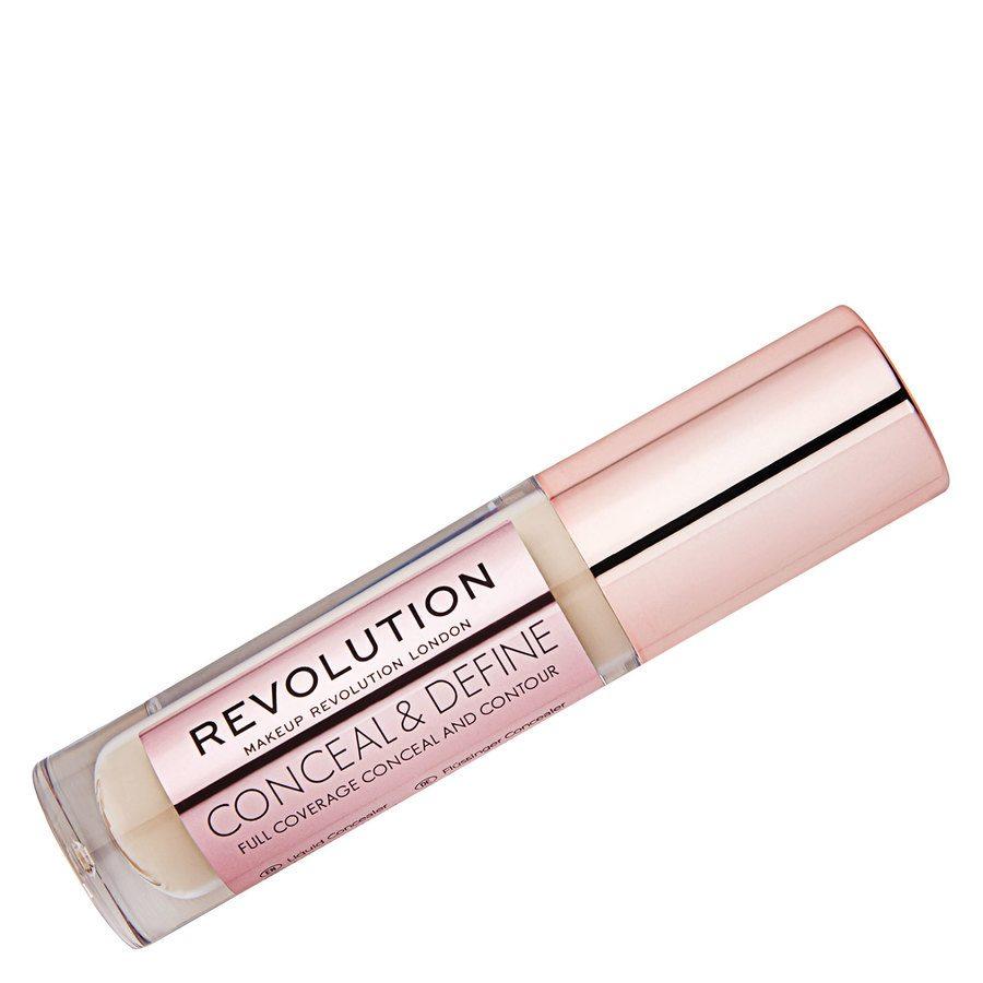 Makeup Revolution Conceal And Define Concealer C3  4g