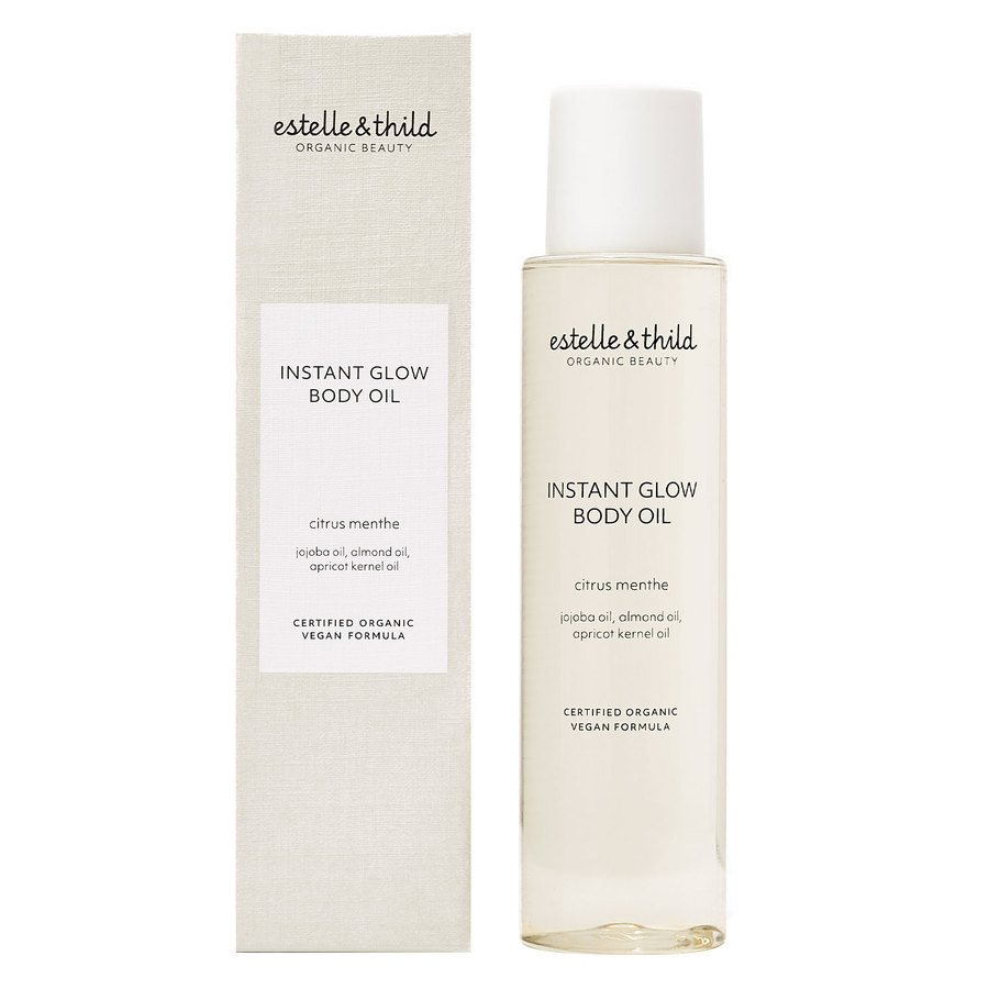 Estelle & Thild Citrus Menthe Instant Glow Body Oil 100 ml