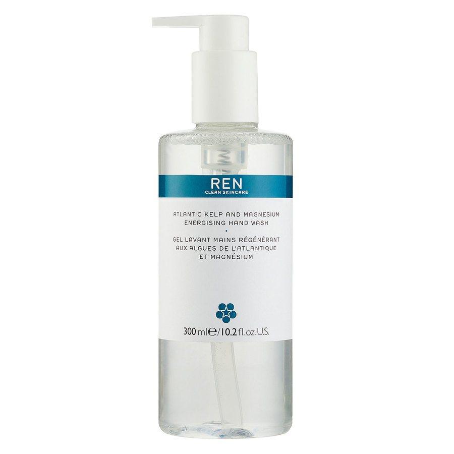 REN Clean Skincare Atlantic Kelp And Magnesium Energising Hand Wash 300ml