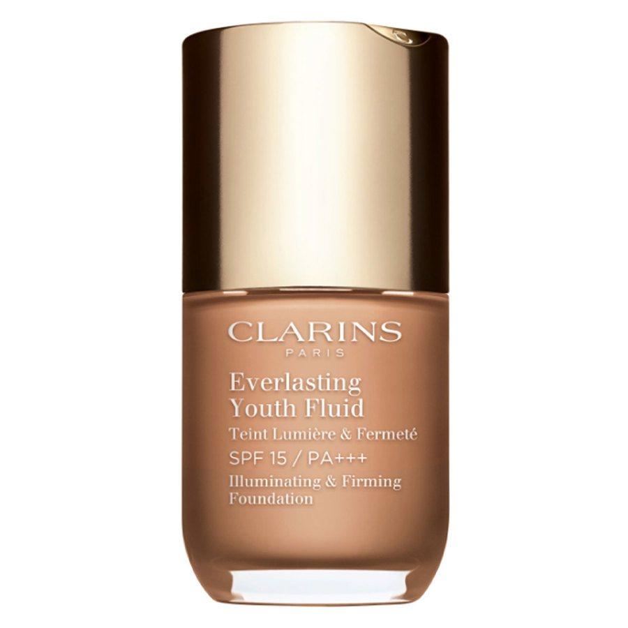 Clarins Everlasting Youth Fluid Foundation #112 Amber 30ml
