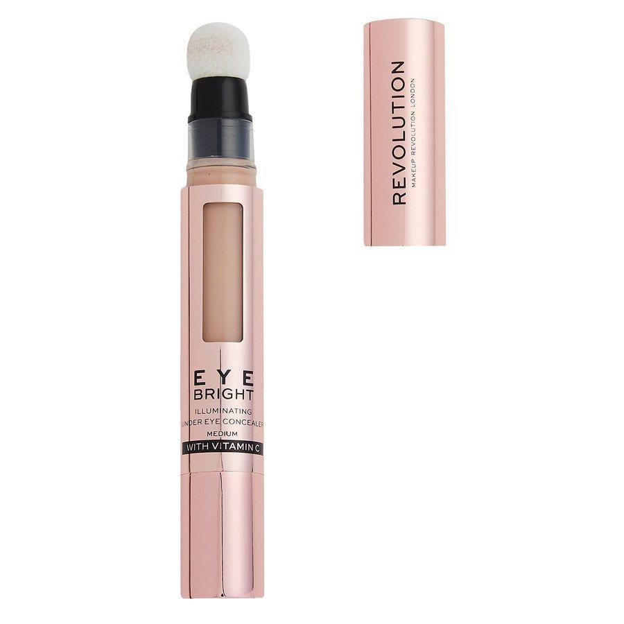 Revolution Beauty Makeup Revolution Eye Bright Illuminating Under Eye Concealer Medium 2,9 ml