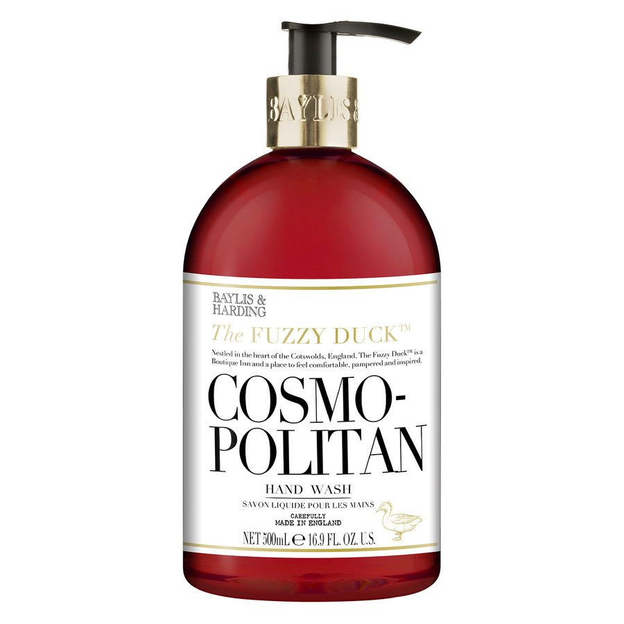 Baylis & Harding The Fuzzy Duck Cocktails Cosmopolitan Hand Wash 500 ml