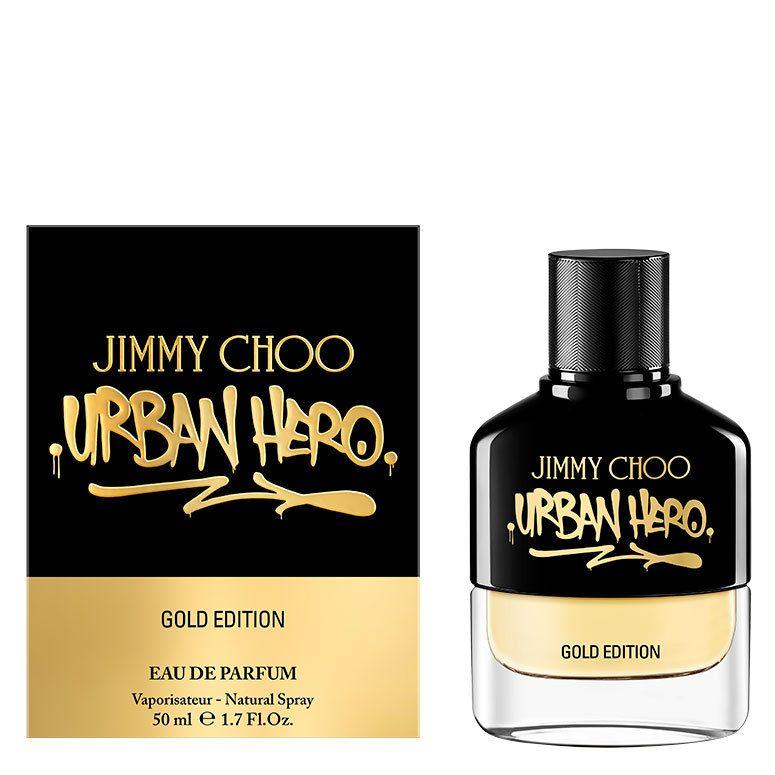 Jimmy Choo Urban Hero Gold Eau de Parfum 50 ml