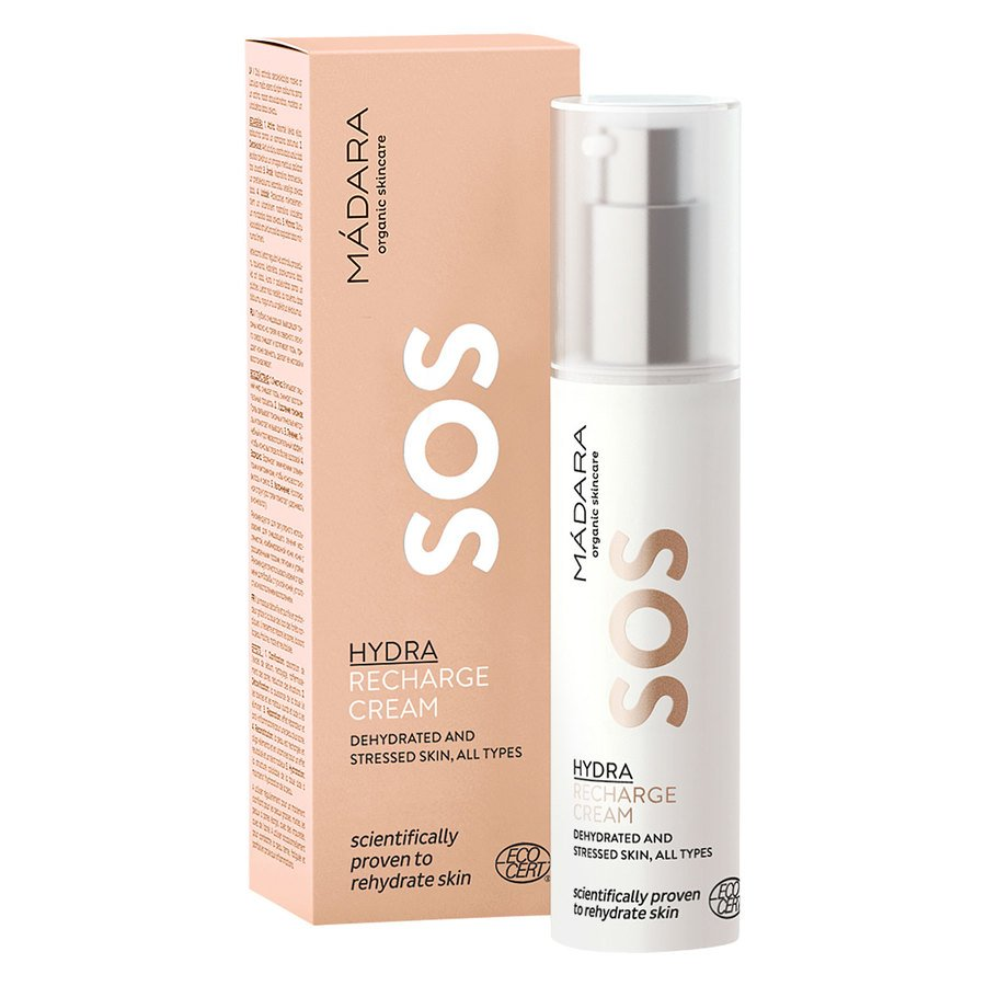 Mádara SOS Hydra Recharge Cream 50ml