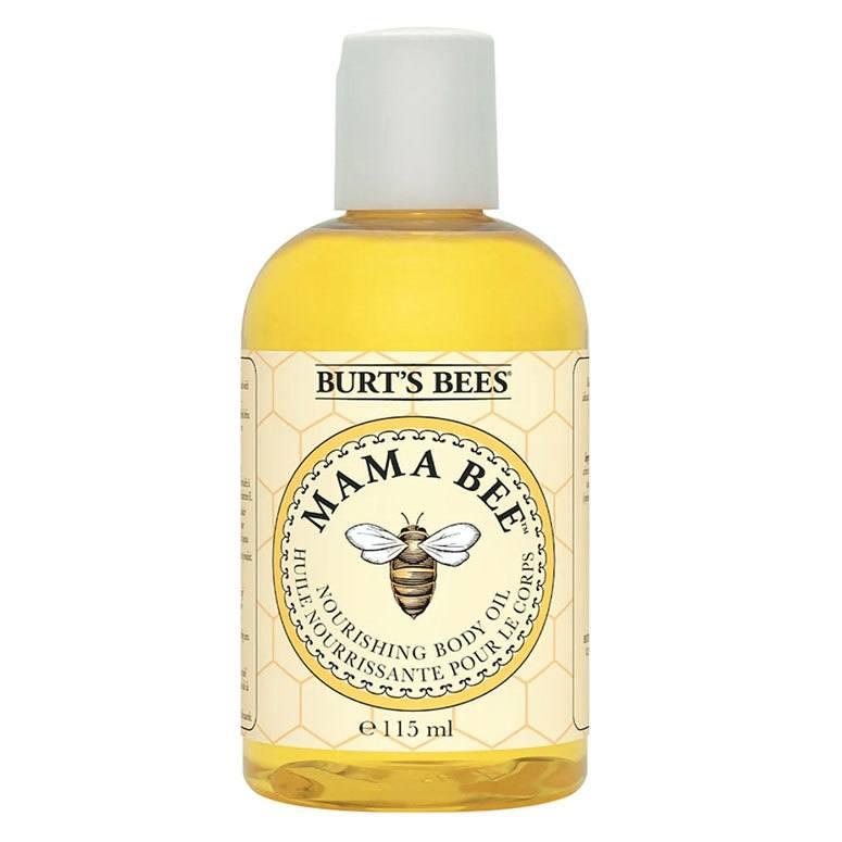 Burt's Bees Mama Bee Body Oil With Vitamin E 115 ml