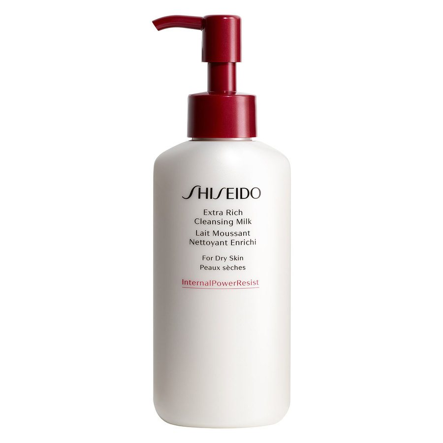 Shiseido Extra Rich Cleansing Milk 125 ml