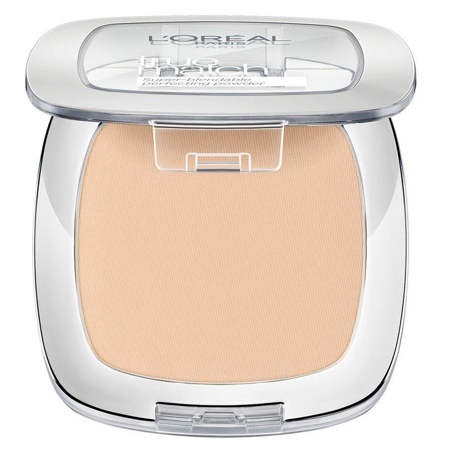 L'Oréal Paris True Match Powder 2C Rose Vanilla 9 g