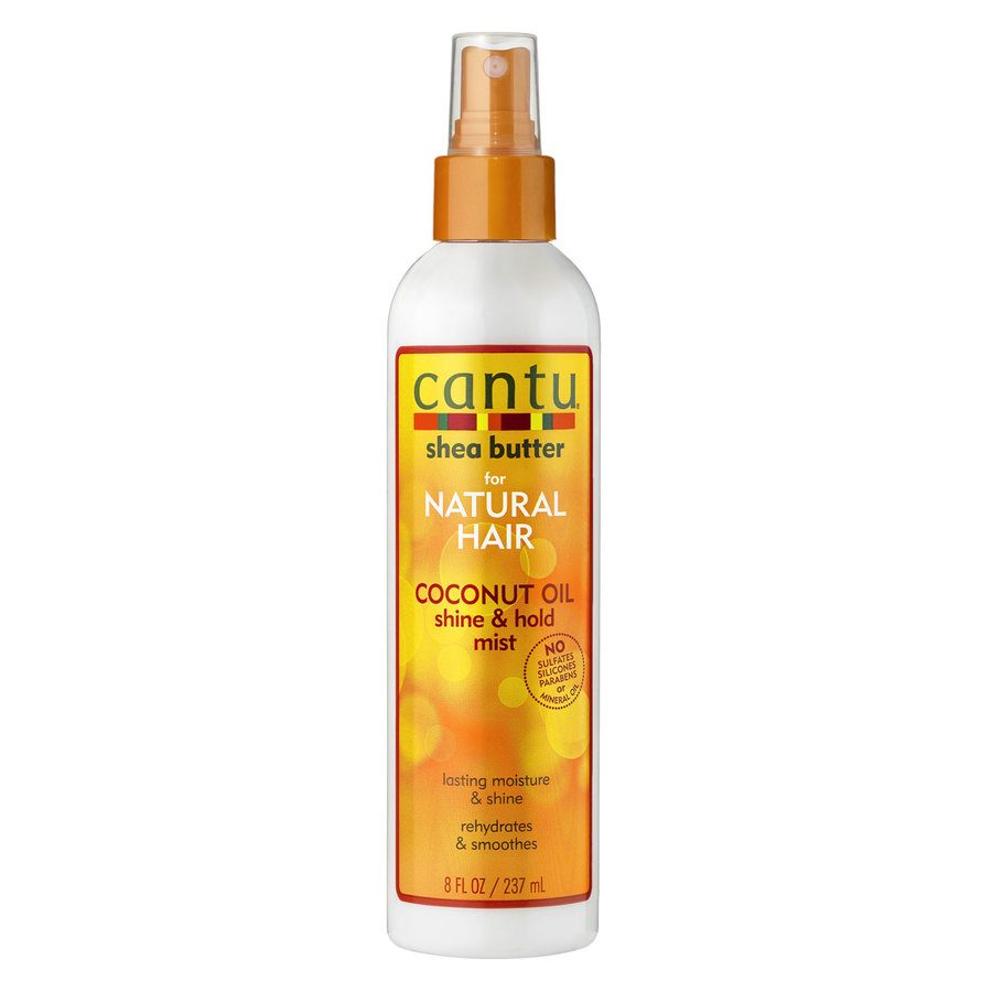 Cantu Shea Butter For Natural Hair Coconut Oil Shine & Hold Mist 237 ml