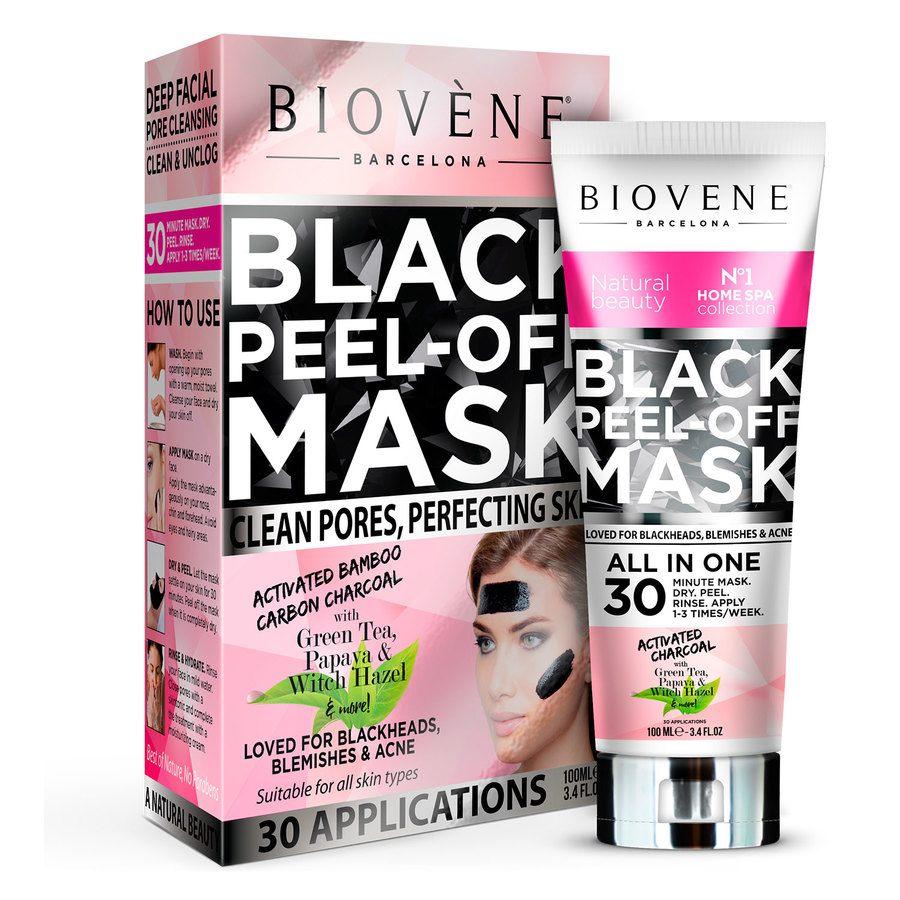 Biovène Black Peel-Off Mask 100ml