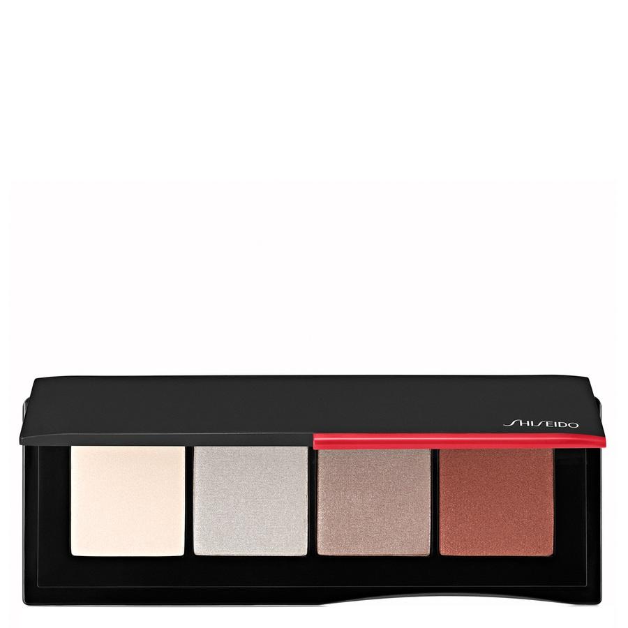 Shiseido Essentialist Eye Palette 02 Platinum Street Metals 9 g