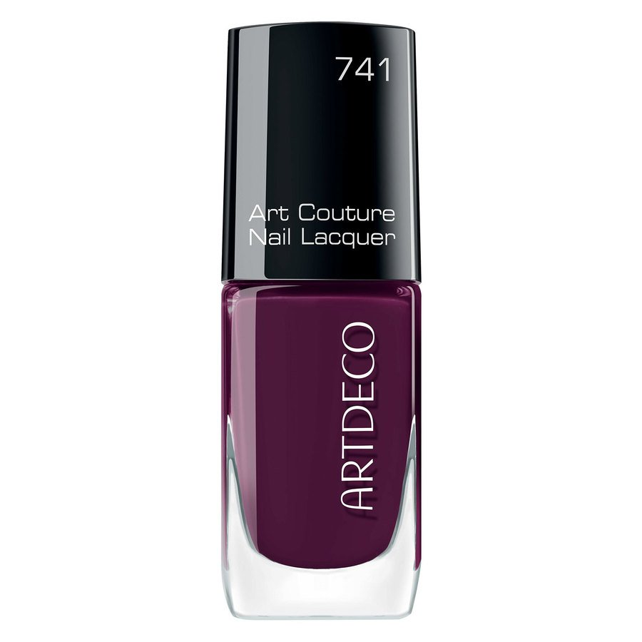 Artdeco Art Couture Nail Polish, 741 Purple Emperor (10 ml)