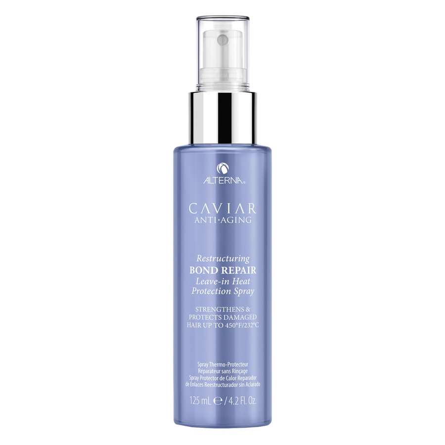 Alterna Caviar Anti-Aging Restructuring Bond Repair Leave-In Heat Protection Spray 125 ml