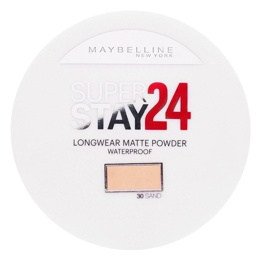 Maybelline Superstay 24h Longwear Matte Powder Waterproof Sand 030